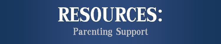 resources-parenting support