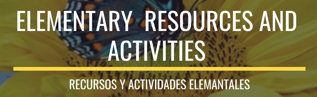 Elementary Resources and Activities