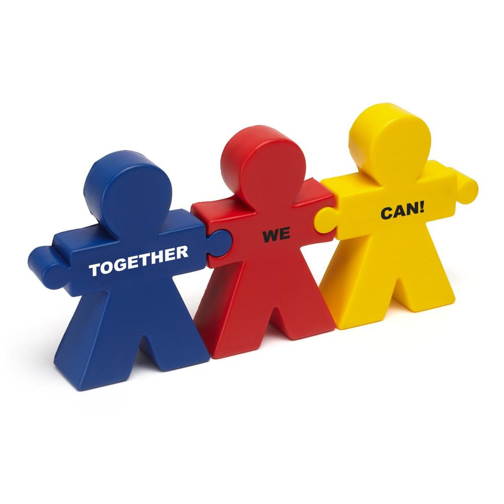 Together We Can graphic