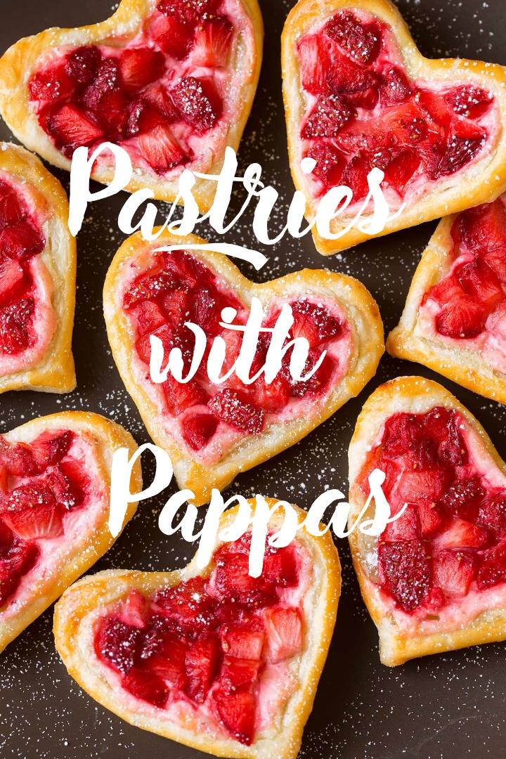 Pastries with Pappas