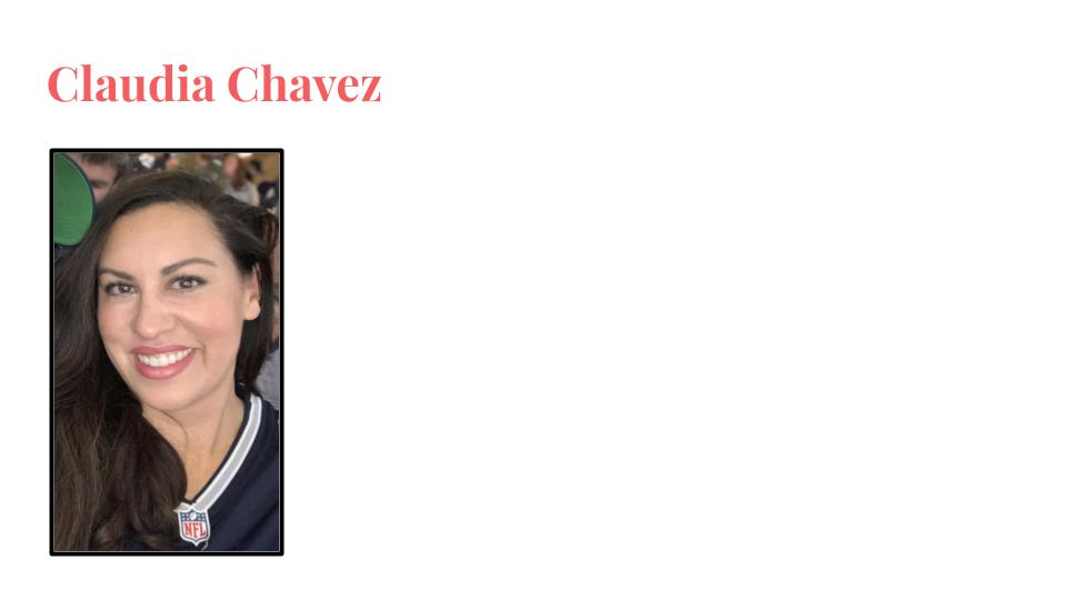 Ms. Chavez picture