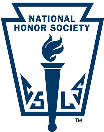 national honor society badge