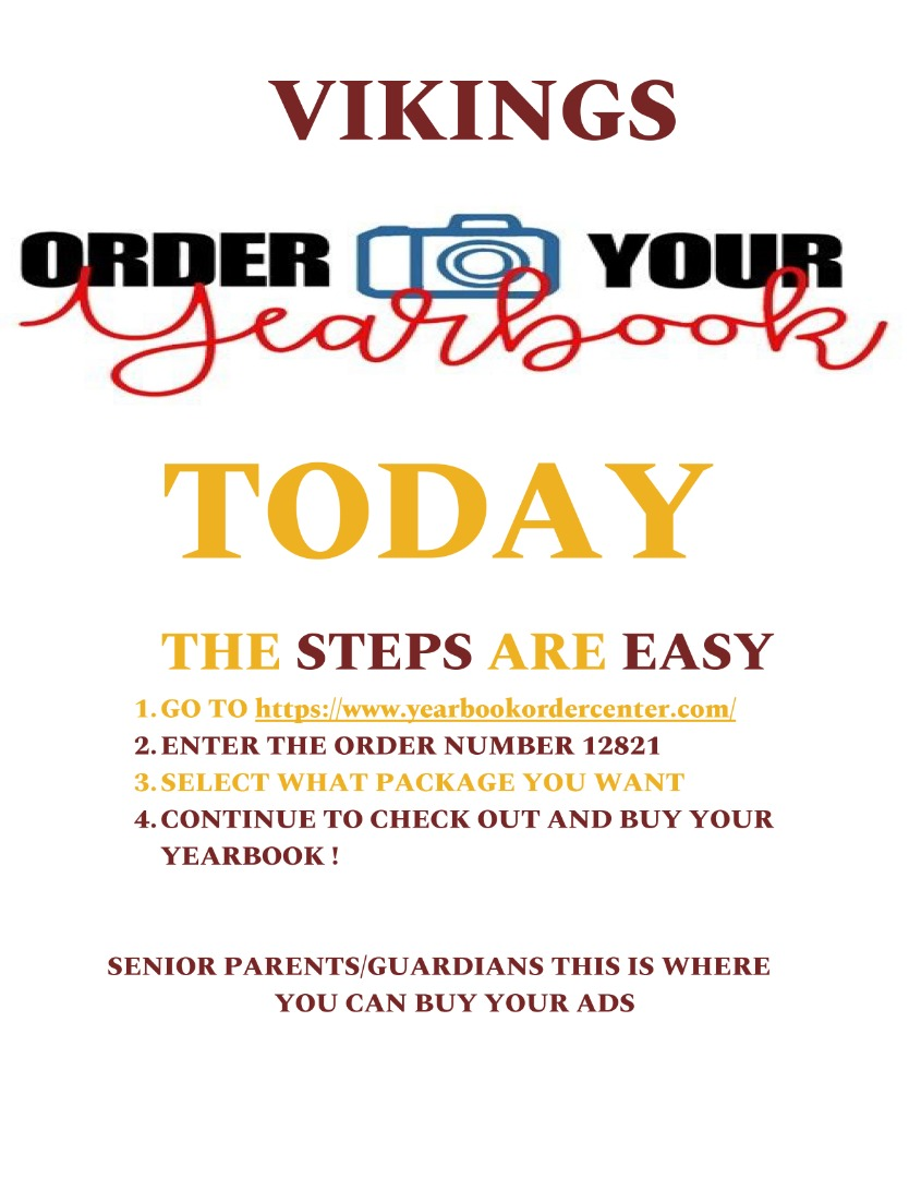 yearbook ordering directions