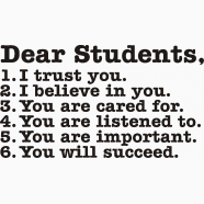 student text image