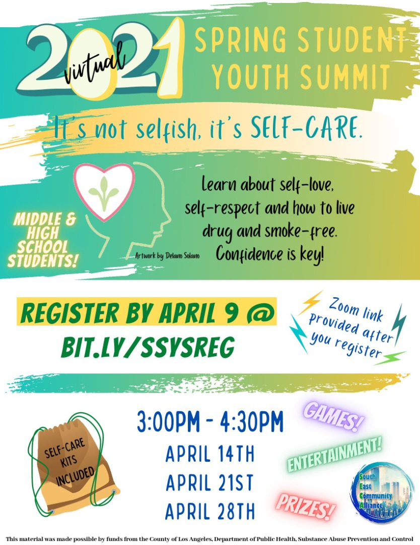 Spring Youth Summit