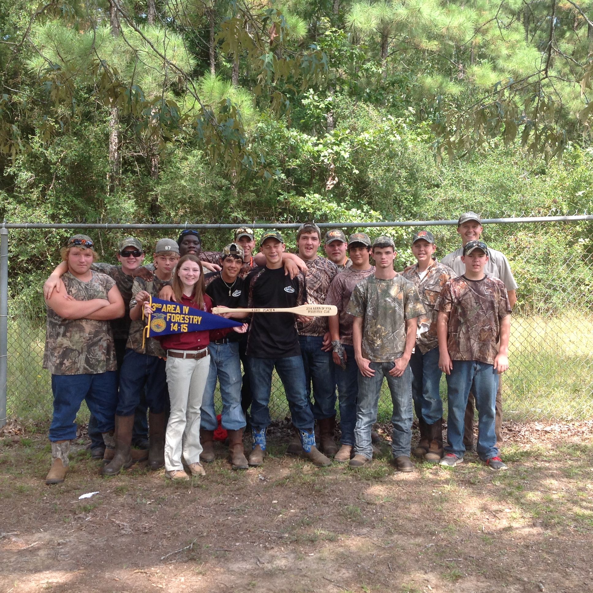 FFA Forestry Teams