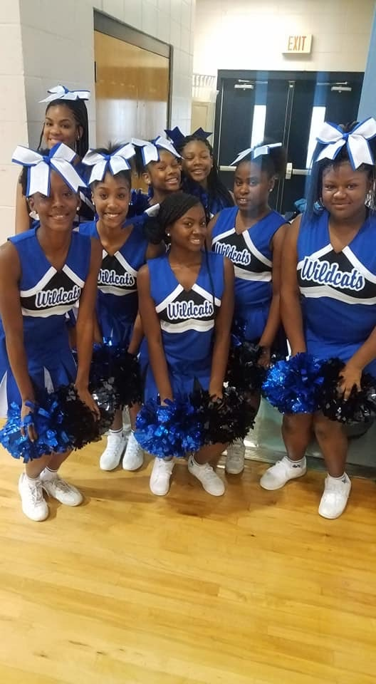 2018 Cheerleaders