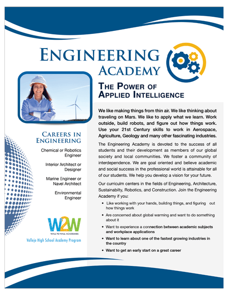 Engineering Flyer