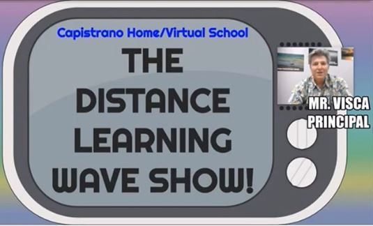 The Distance Learning Wave Show