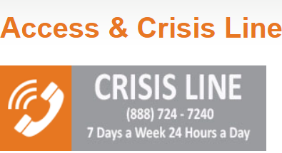 Access and Crisis