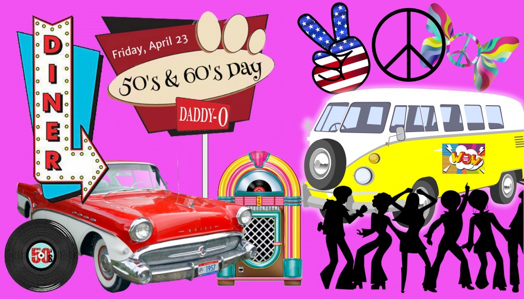 50s 60s day