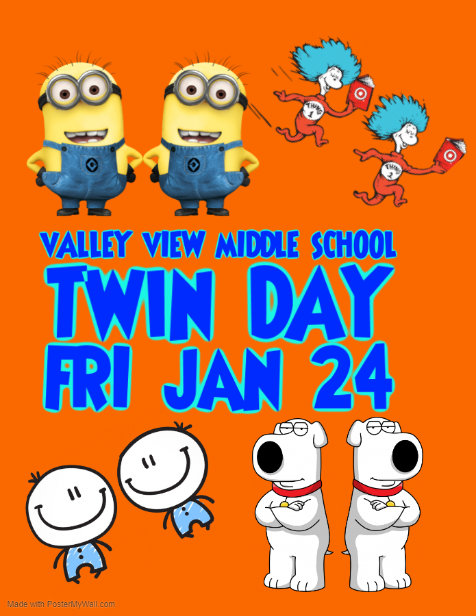 twin day 1.24.20
