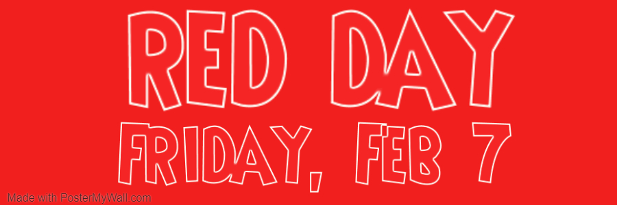 red day 2.7.20
