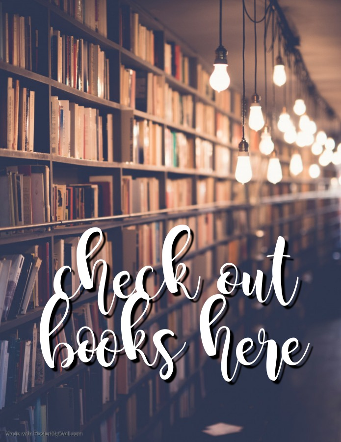 check out books