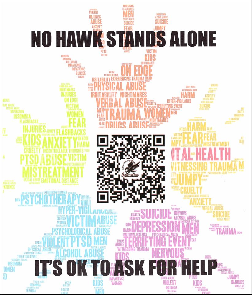 No Hawk Stands Alone