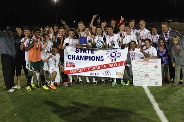 6A State Champions