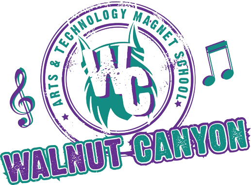Walnut Canyon Arts & Technology School Logo