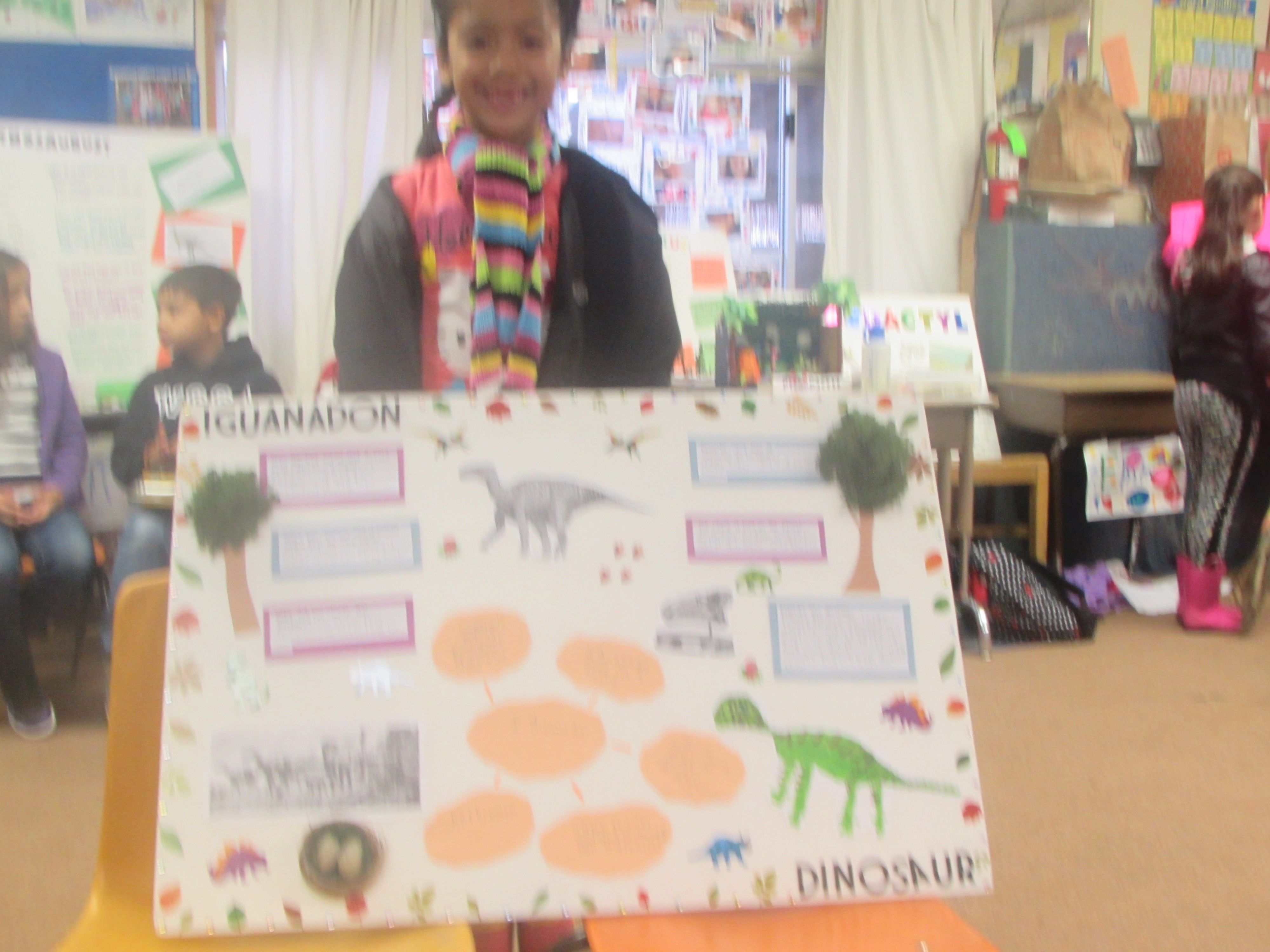 Some Dinosaur report examples