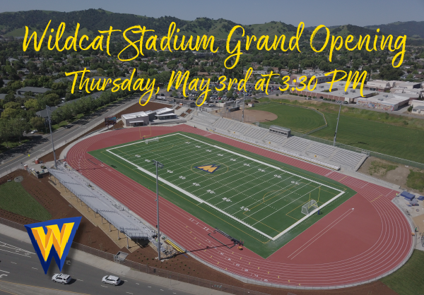 aerial view of wildcat stadium