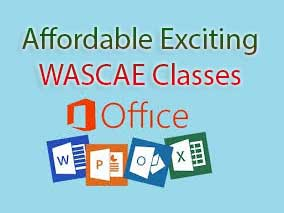 Affordable Exciting WASCAE Classes