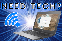 Need Tech? Click here!