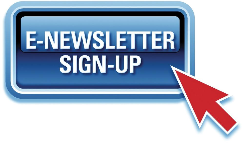 Signe up for newsletter