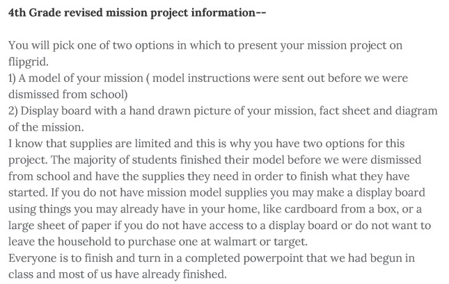 Mission Project Revised