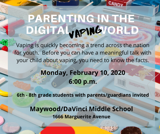 parent Vaping Assembly