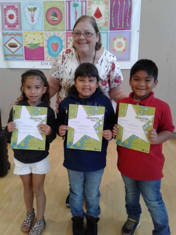 September PBIS awards