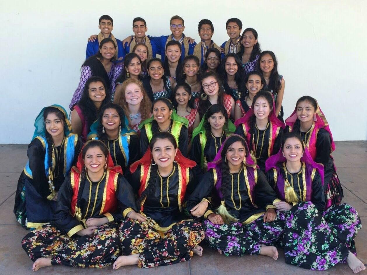 Indian Club's Multicultural Dance (2013)