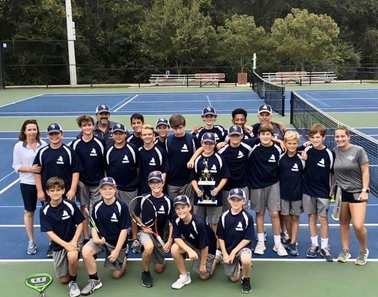 Boys Tennis - Region Champions