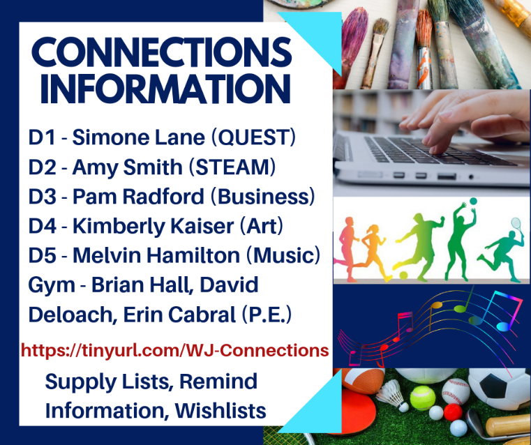 Connections Info