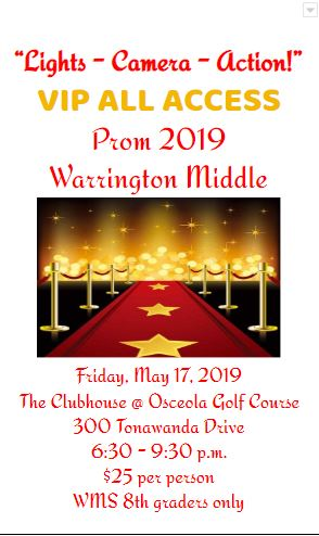 Prom 2019 Lights - Camera - Action!\
