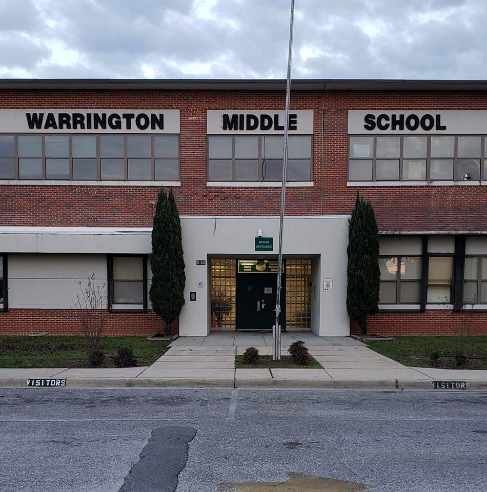 Warrington Middle School