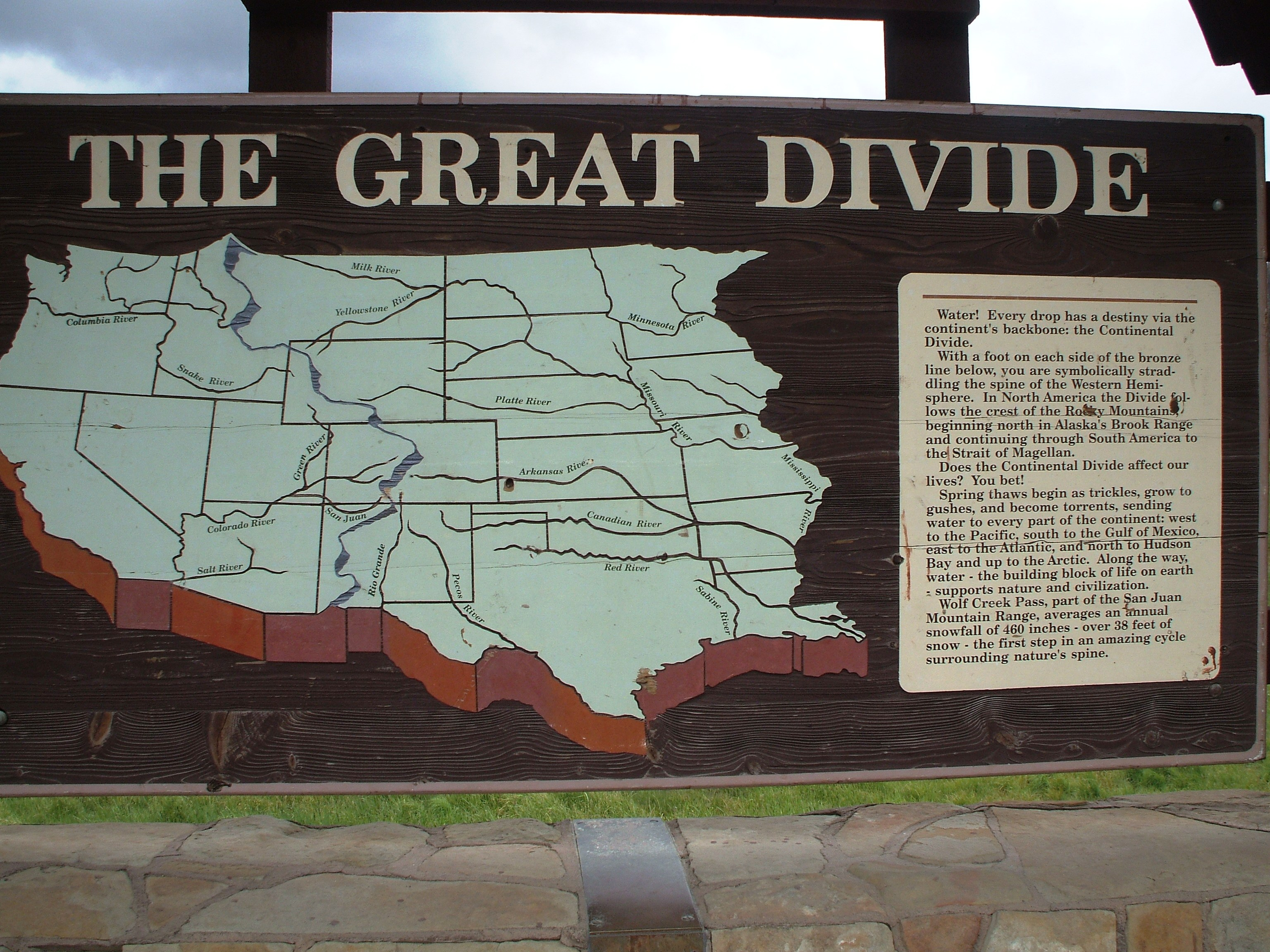 Crossing the Great Divide