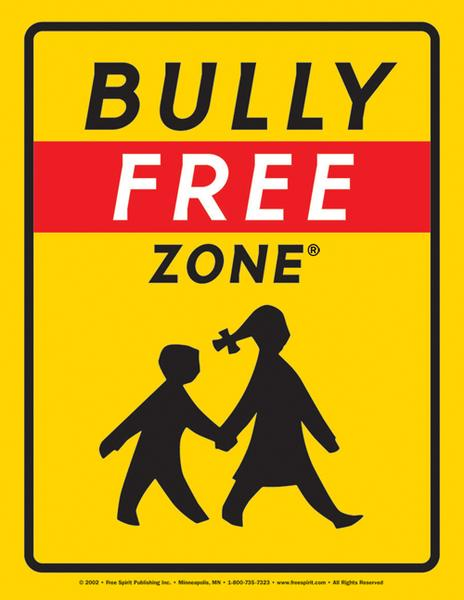 BullyFreeZone-POSTER