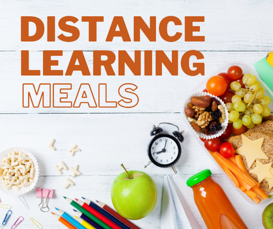 distance learning food program