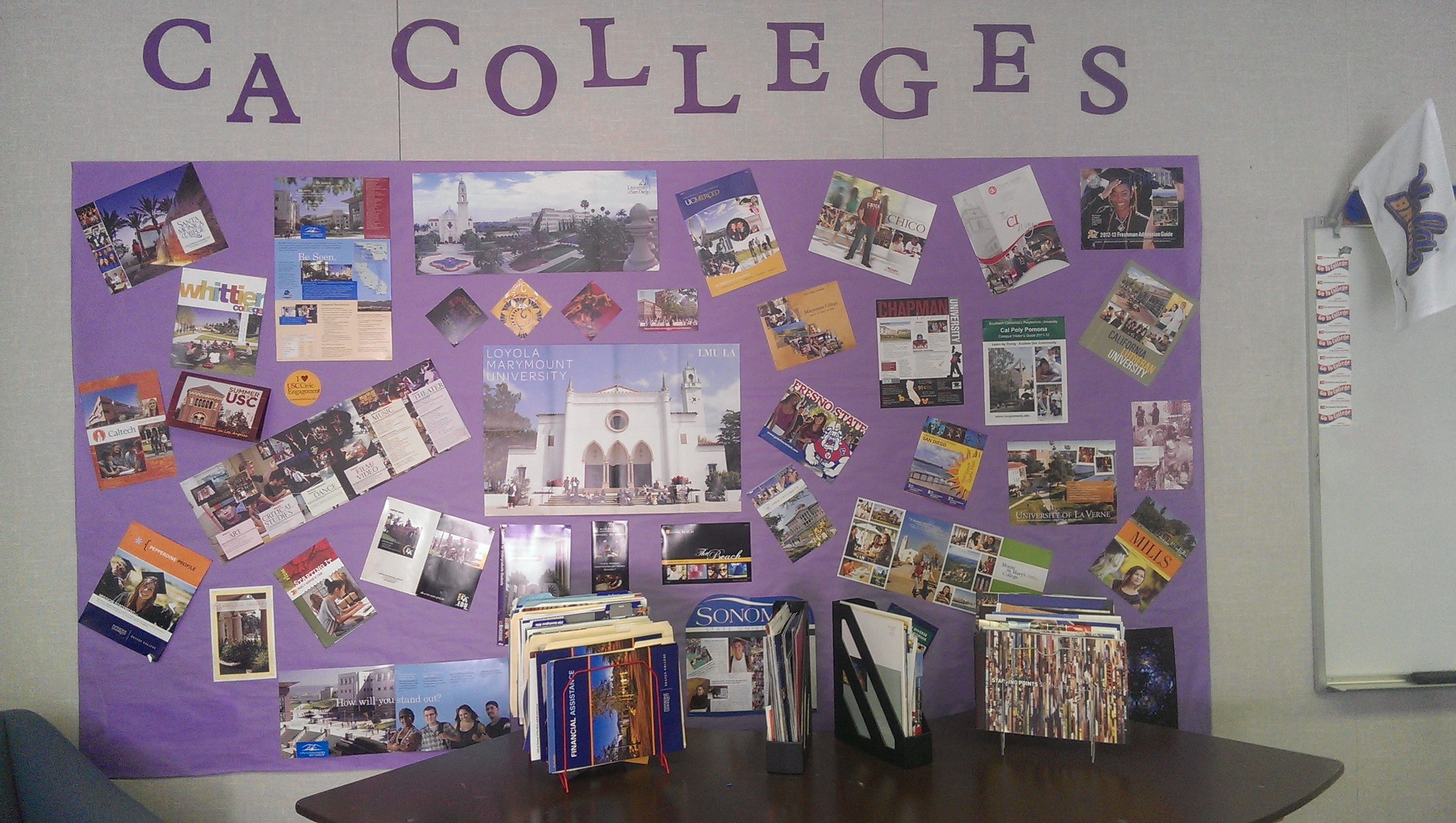 California Colleges