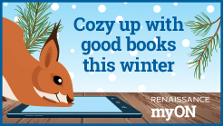 Cozy up with good books this winter