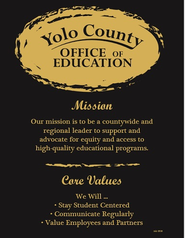 YCOE mission statement