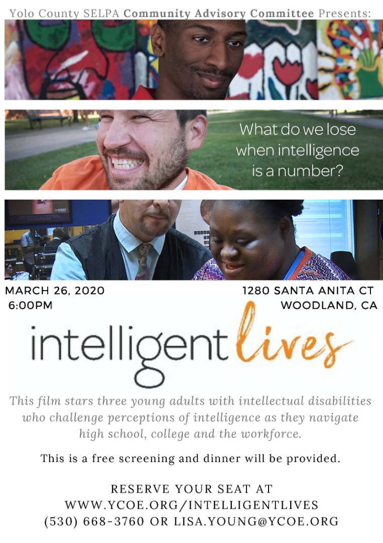 Intelligent Lives Movie Logo