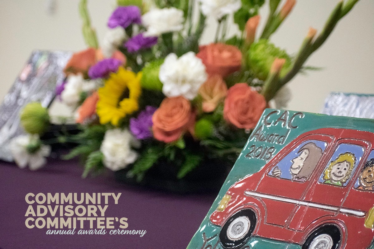 Community Advisory Committee's Annual Awards Ceremony 2018