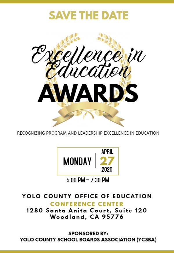 excellence in education event