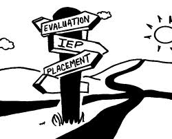Evaluation, IEP, Placement