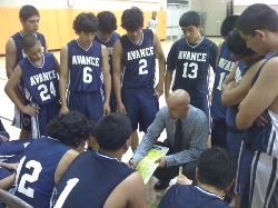 Jaguar Basketball High school Division