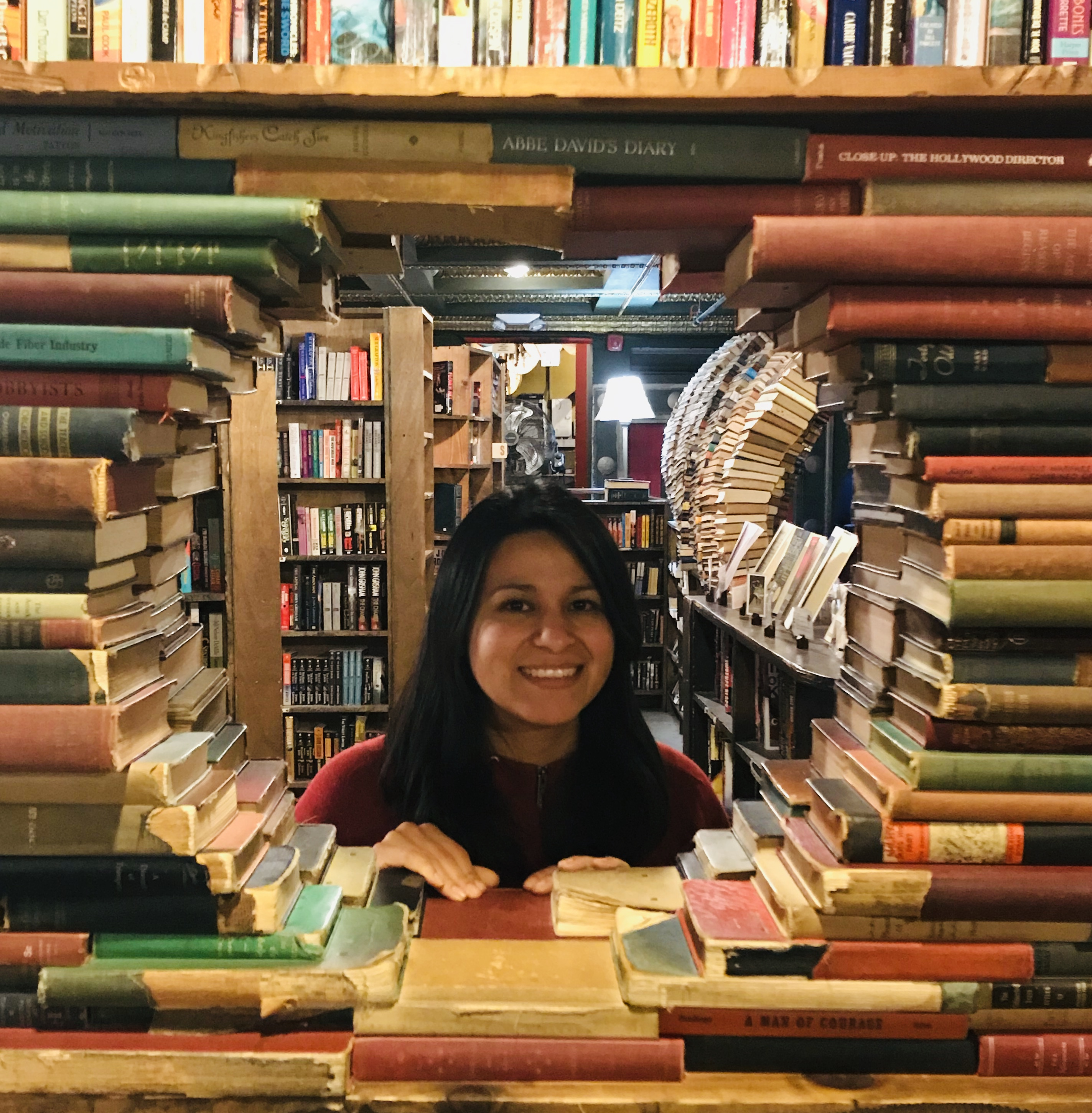At the Last Bookstore
