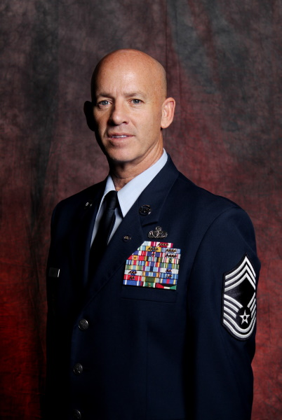 Photo of Chief Hilley