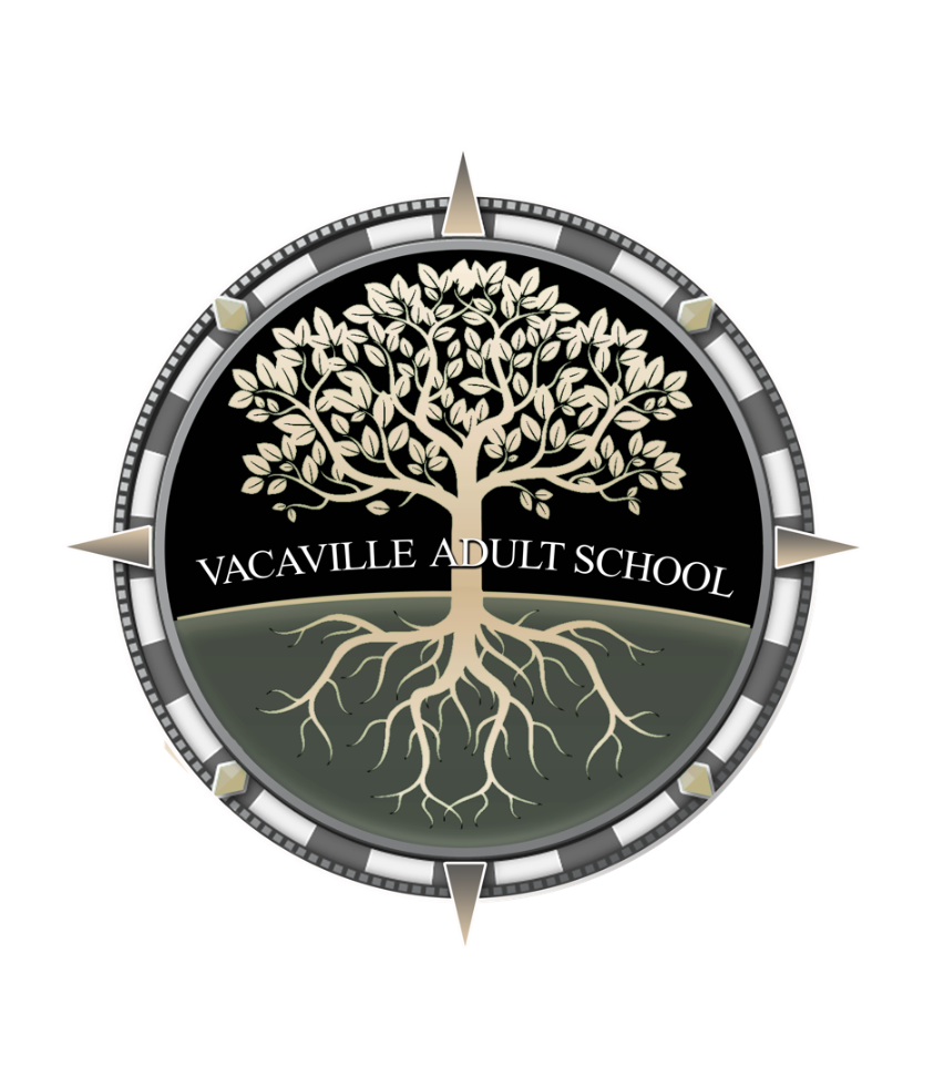 vacaville Adult education logo