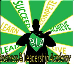 Logo for Business & Leadership Academy