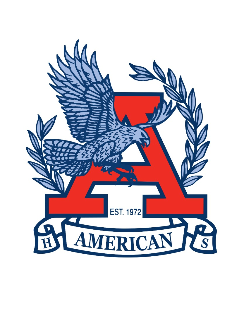 A for American